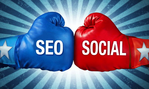social media networking and seo