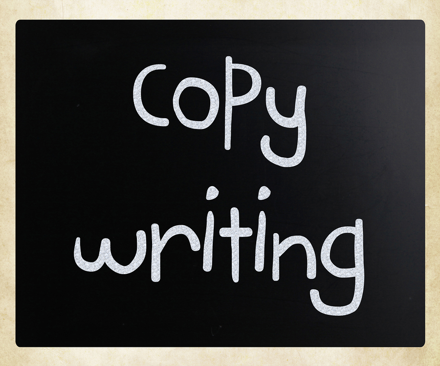content copywriting - creating great content for your website