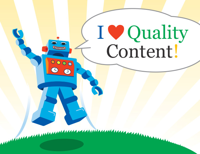 SEO content quality
