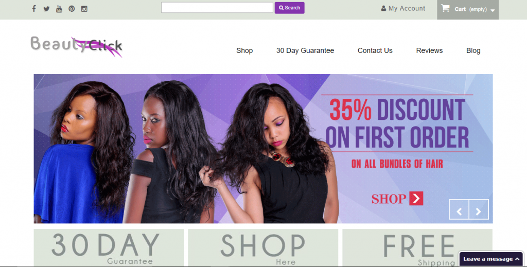 Color Pyschology - Choosing Color for Womens Website