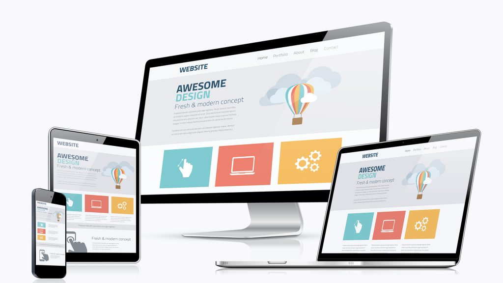 Responsive Website Design Trends in Kenya 2018