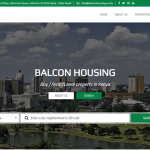 Balcon-Housing-Website-Redesign-Project