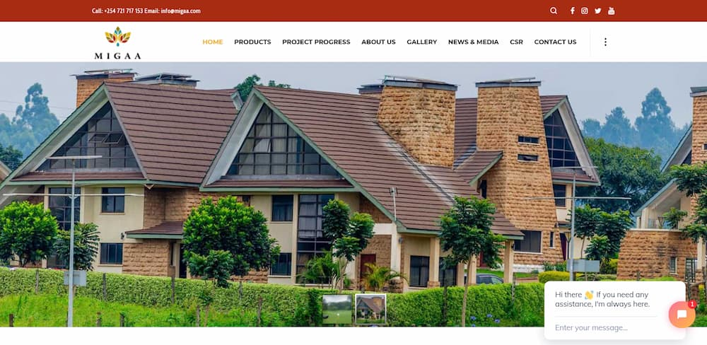 Digital Marketing Project - Migaa Golf Estate