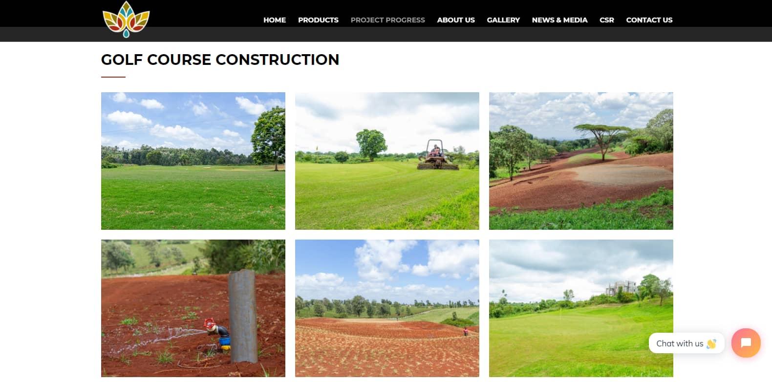 Professional Photography - Migaa Golf Estate